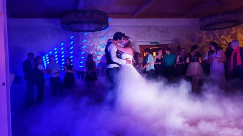 Hochzeit DJ mit Leidenschaft